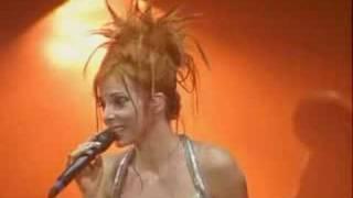 Mylene Farmer - Je laisse le vent emporter tout (Live)