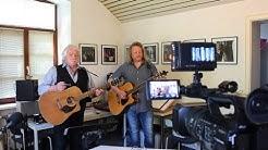 """Die """"Knaschtbrüeder"""" live im Corona-Konzert aus dem Gefängnis in Schopfheim"""