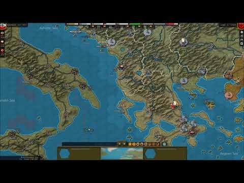 Let's Play Strategic Command - World War I - Part 27 - Turn change |