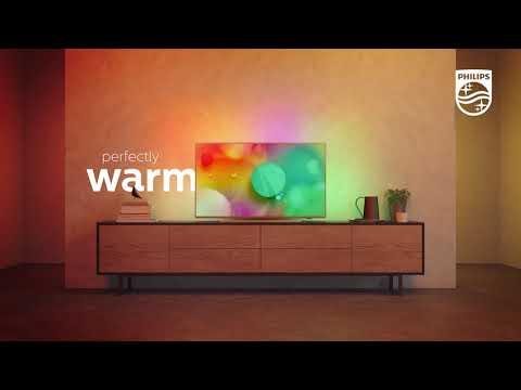 Philips TV Presents Ambilight
