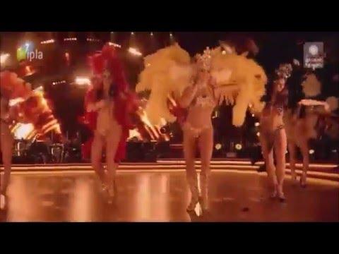 Taniec z Gwiazdami - Kashira i Grupa Estradowa Flame - Samba Brazylijska