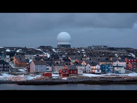 Поморы Норвегии, город Вардё