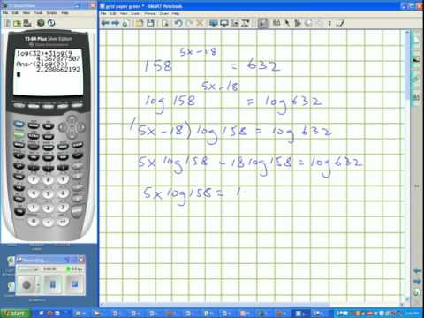 pc notes exponential type 2