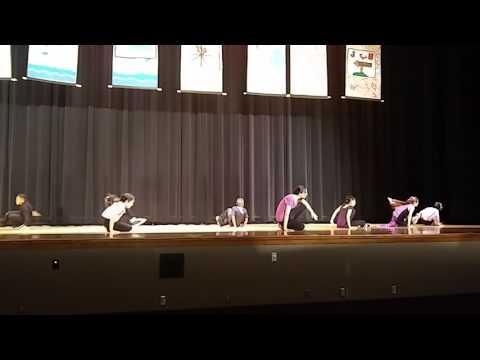 PDT dancers dancing to