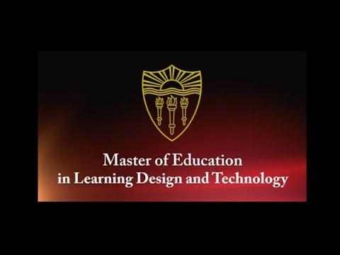 Learning Design And Technology Program Usc Rossier