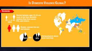 Is Domestic Violence A Global Problem? New Video With Chilling Facts