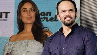 Kareena Kapoor's BLUNT reply to Rohit Shetty not offering her Golmaal 4 | Bollywood News