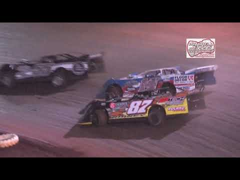 Rome Speedway 5/28/17 Crate Late Model Feature!
