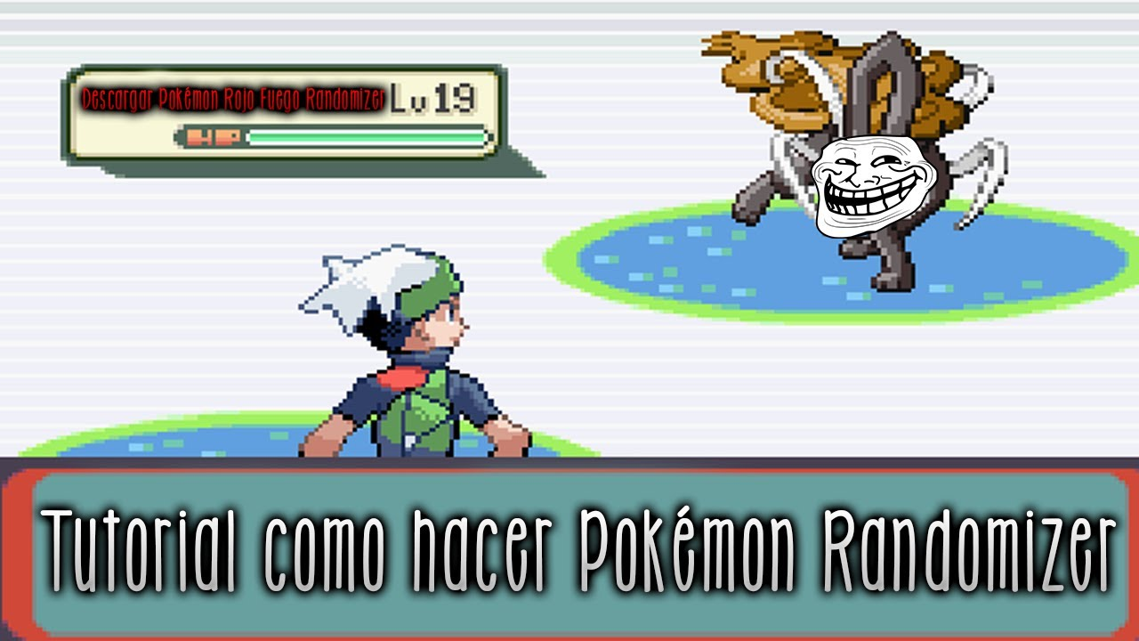 Como Descargar Pokémon Rojo Fuego Para Pc Tutorial Youtube