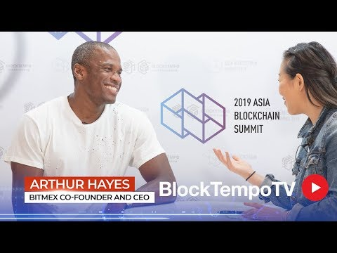 The Story Behind The Tangle Revealed: Arthur Hayes, BitMEX CEO