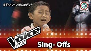 Team Lea Sing-Off Rehearsal - Joshua Oliveros