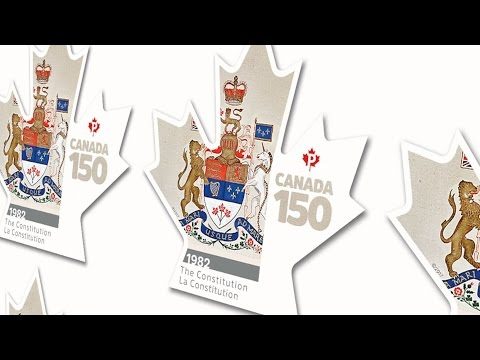 Canada Post Appeals To History Buffs With Birthday Stamps