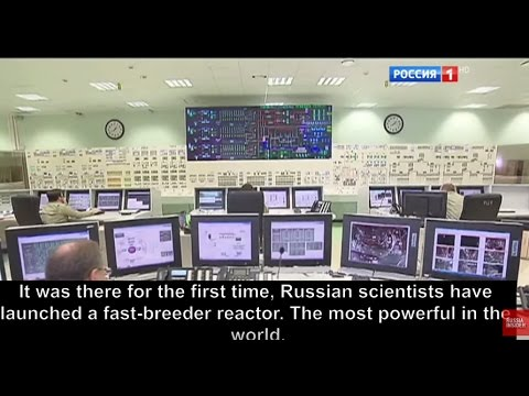 EXCLUSIVE: Russians scientists develop new type of nuclear fuel in top secret plutonium facilities