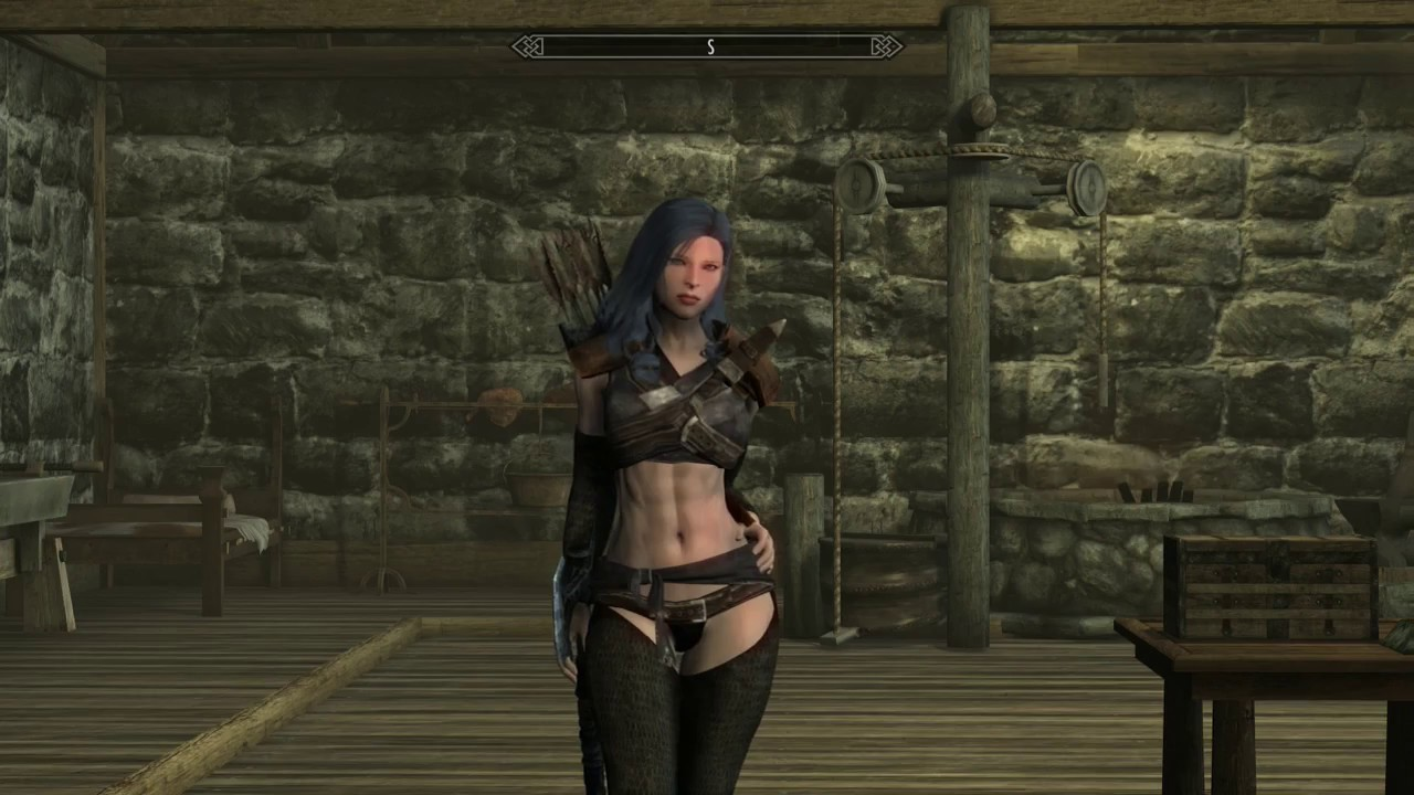 Skyrim mod of the day: Vittoria Vici's Secret