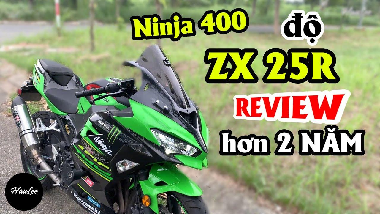 Ninja 400 độ đầu ZX 25R - Review sau hơn 2 năm sử dụng | HauLee