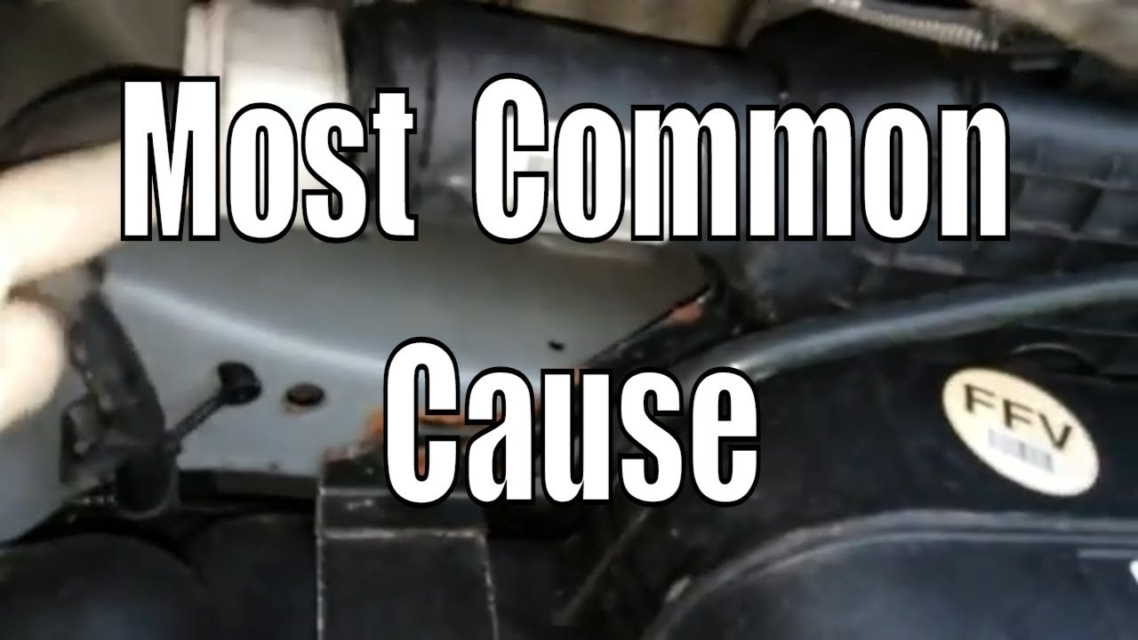Dodge Caravan P0456 Small Evap Leak Quot Most Common Cause
