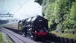 Steam Locomotives At Speed 2
