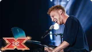 Is this the Point Of No Return for Aidan Martin? | Six Chair Challenge | The X Factor 2017