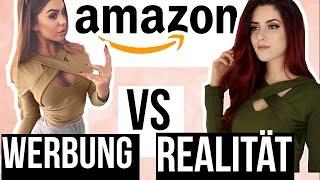 AMAZON FASHION TRY ON HAUL I Werbung VS. Realität I Luisacrashion