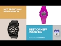 Best Of NEFF Watches Hot Trends On Men Fashion