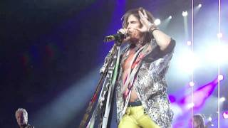 Aerosmith Chip Away the Stone Edmonton 2010