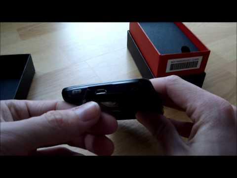 LG P936 Optimus True HD LTE Unboxing