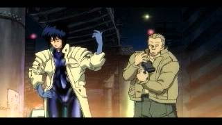 Story FMV taken from the Japanese release of Ghost in the Shell.