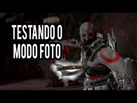 God Of War 4 - Como Habilitar O Modo Foto