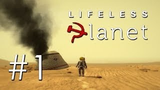Thumbnail für das Lifeless Planet Let's Play