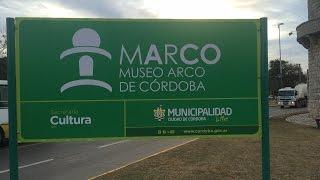 Mestre inauguró MARCO, un nuevo museo para la ciudad en el Arco de Córdoba
