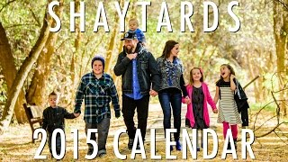 2015 SHAYTARDS CALENDAR!(Get a SHAYTARDS calendar for 2015! http://shop.maker.tv/collections/shay-carl SUBSCRIBE for more videos! http://www.youtube.com/SHAYTARDS Video shot ..., 2014-10-04T20:34:46.000Z)