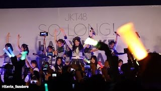 (Kompilasi) JKT48 17th Single - Suzukake Nanchara @ HS So Long!