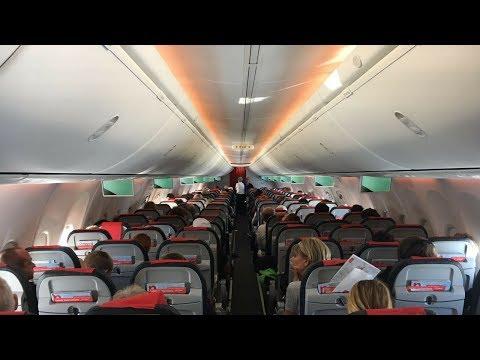 TRIP REPORT | Norwegian Boeing 737-800 | Stockholm to Tel Aviv | FULL FLIGHT