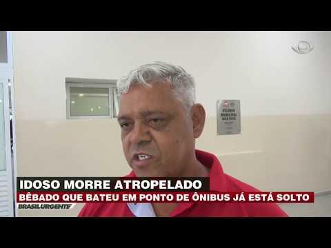 SP: Idoso Morre Após Batida De Carro Em Ponto De ônibus