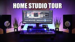 HOME STUDIO TOUR 2020 | Home Studio Setup Los Angeles | Home Recording Studio Setup For Producers