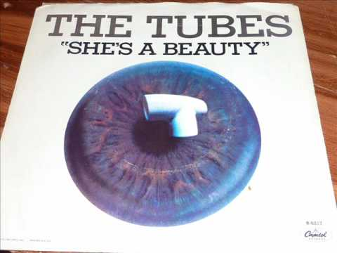 "Tubes ""She's A Beauty"" 45rpm"