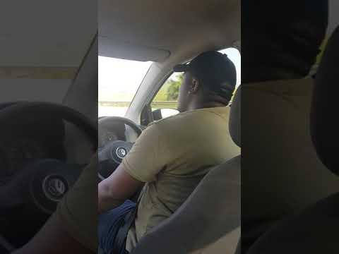 Brother Wease - Video: Uber Driver In South Africa Singing Opera Goes Viral