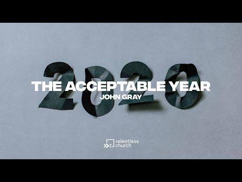 The Acceptable Year | John Gray