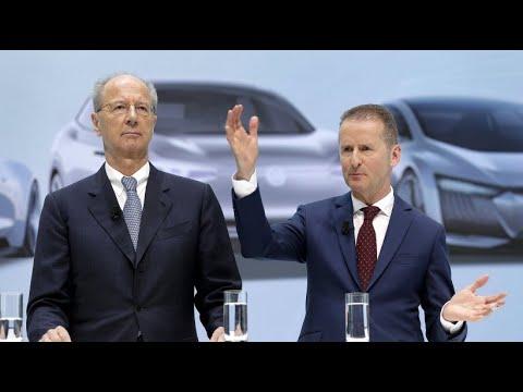 Herbert Diess: Neuer Chef will Volkswagen-Konzern agiler machen