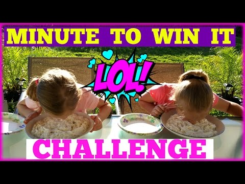 Minute To Win It Challenge - Magic Box Toys Collector