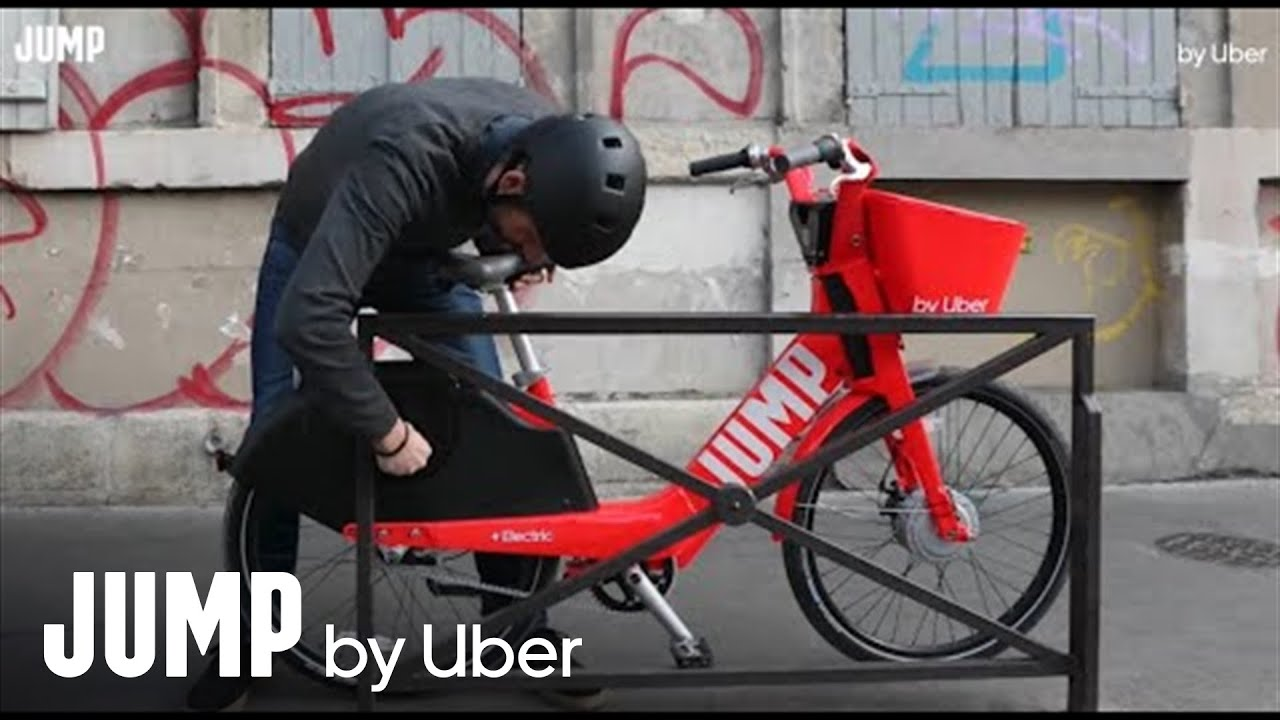 Find Electric Bikes Scooters In The Uber App Jump By Uber