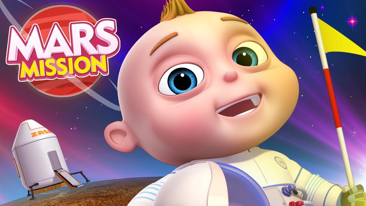 TooToo Boy | Mars Episode | Videogyan Kids Shows | Cartoon Animation For Children