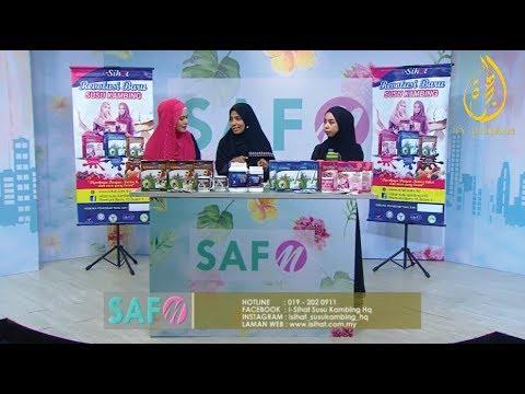 i-sihat susu trending no 1 Malaysia di TV -SAF M Part 1