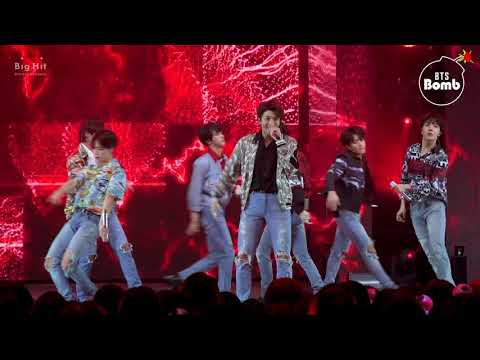 [BANGTAN BOMB] Fire Special Stage (BTS focus) @BTS COMEBACK SHOW - BTS (방탄소년단)