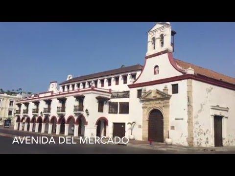 Cartagena Colombia Bolivar 4k