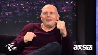 Bill Burr discusses Writing
