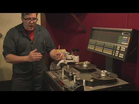 Electrical Audio How-To: Editing A Multitrack Tape