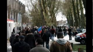 HFC Haarlem - Laatste groet op 31-01-2010