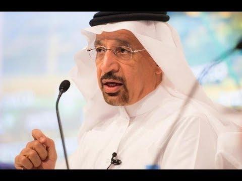 الفالح يحدد موعد اتخاذ أوبك قرارها بشأن إنتاج النفط  - 09:55-2019 / 5 / 18