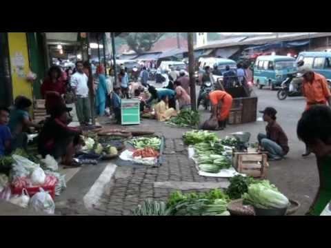 Marché de Cikampek / Pasar Cikampek